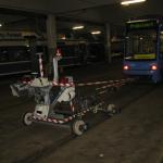 Oktober 2010 Lichtraumprofil- und Fahrleitungsmessung
