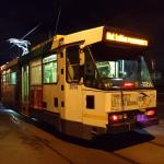 Mai 2018Fahrleitungs-, Gleis-, Fahrkomfort-, Bahnsteigkanten-, Lichtraumprofilmessung