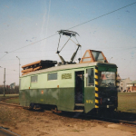 1996 Fahrleitungsmessung