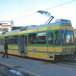 Dezember 2005 Fahrleitungsmessung